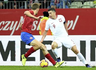 Robert Lewandowski po Polska - Czechy: Musimy trenować, wyciągać wnioski i wierzyć, że będzie lepiej