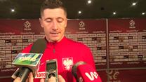 Robert Lewandowski po porażce z Czechami. Wideo