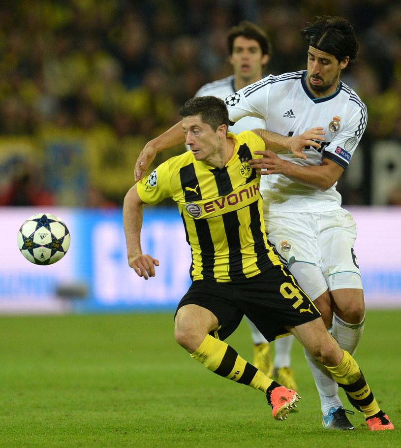 Robert Lewandowski strzelając Realowi Madryt cztery gole potwierdził, że jest jednym z najlepszych napastników świata /AFP