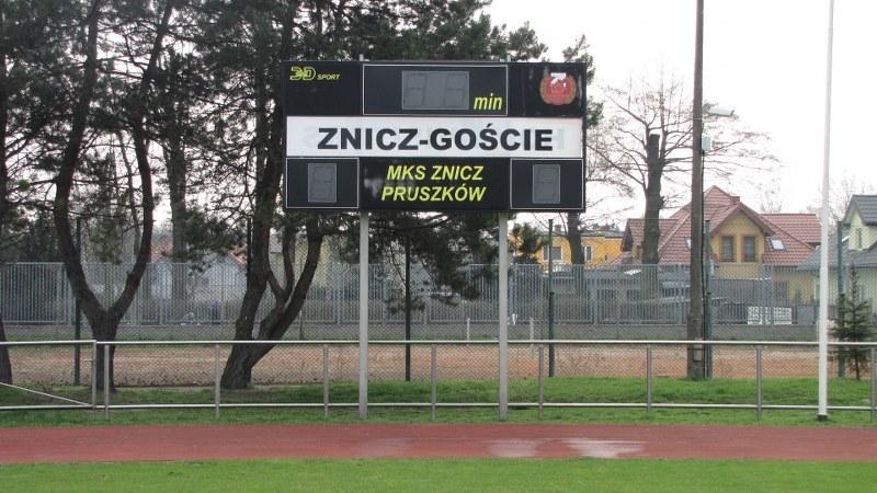 Robert Lewandowski trafił do klubu Znicz Pruszków latem 2006 roku /Jakub Berent /RMF FM