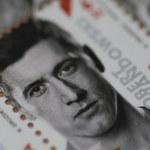 Robert Lewandowski trafił na... znaczki pocztowe