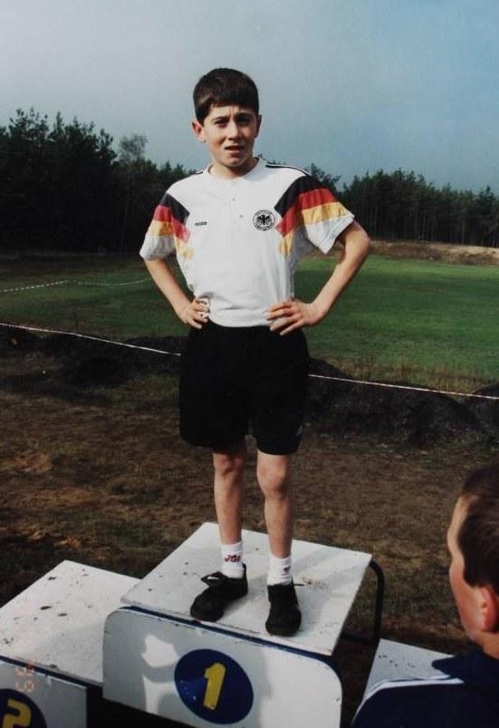 f12f6e92ad81 Lewandowski  Koszulka reprezentacji Niemiec przynosiła mi szczęście ...