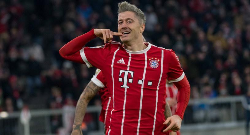 Robert Lewandowski w nowej fryzurze /Thomas Hiermayer/DeFodi.de/Imago Sport and News /East News