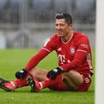 """Robert Lewandowski weekend spędził z rodziną, """"raniąc kibiców Bayernu"""""""