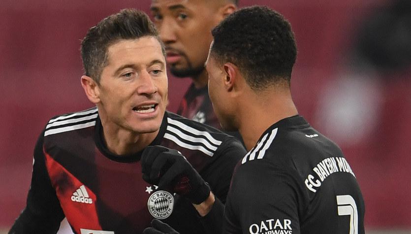 """Robert Lewandowski wyrównał rekord Gerda Muellera. """"Przy karnym z Freiburgiem stres był większy niż zwykle"""""""