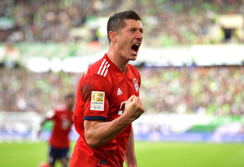 Robert Lewandowski /Getty Images