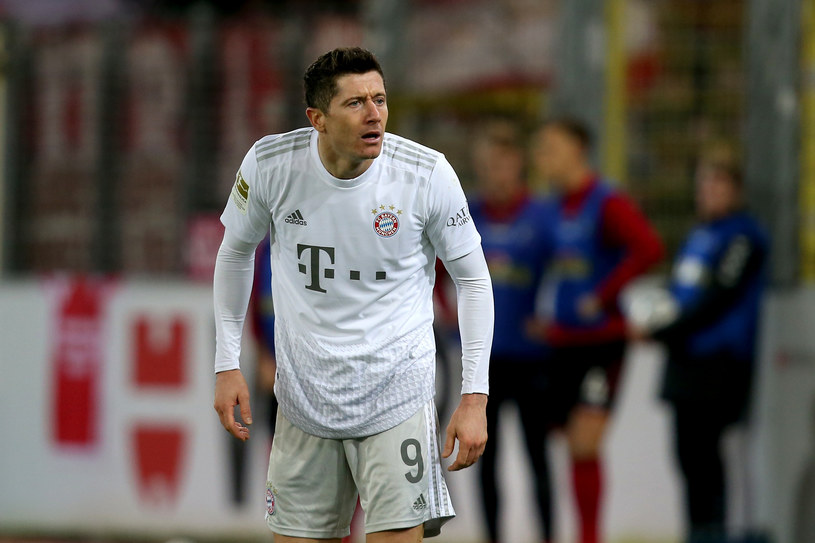 Robert Lewandowski /TF-Images/Getty Images /Getty Images