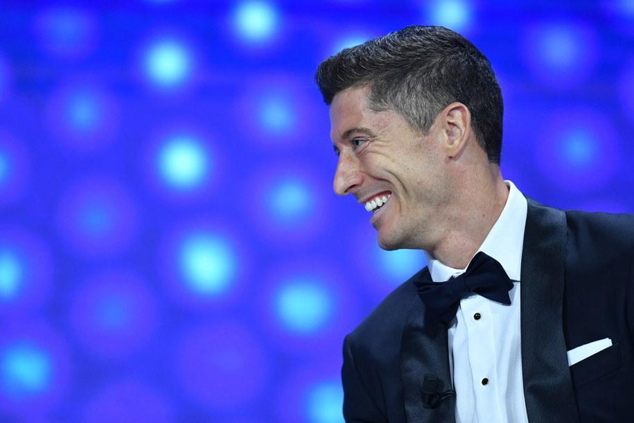 Robert Lewandowski /Harold Cunningham / UEFA HANDOUT /PAP/EPA