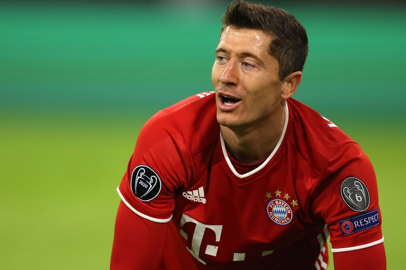 Robert Lewandowski /Alexander Hassenstein /Getty Images