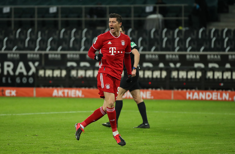Robert Lewandowski /Lars Baron /Getty Images