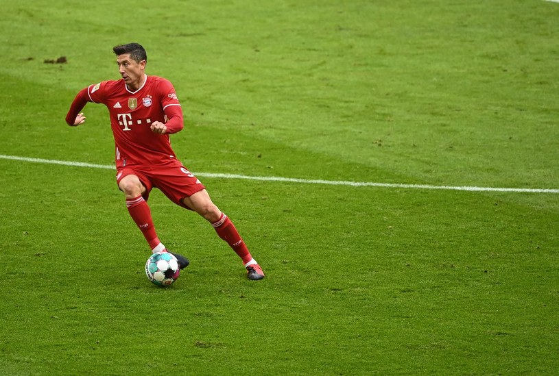 Robert Lewandowski /AFP/POOL MATTHIAS BALK/ /AFP