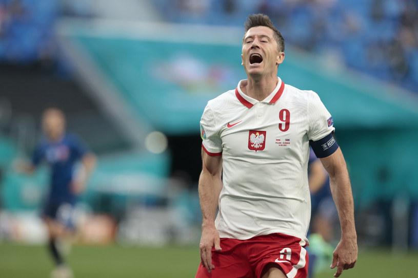 Robert Lewandowski /SYLVIA DĄBROWA/Polska Press/East News /East News