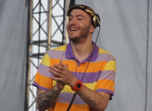 Robert M uważa się za najpopularniejszego DJ-a w Polsce - fot. Piotr Twardysko /Reporter