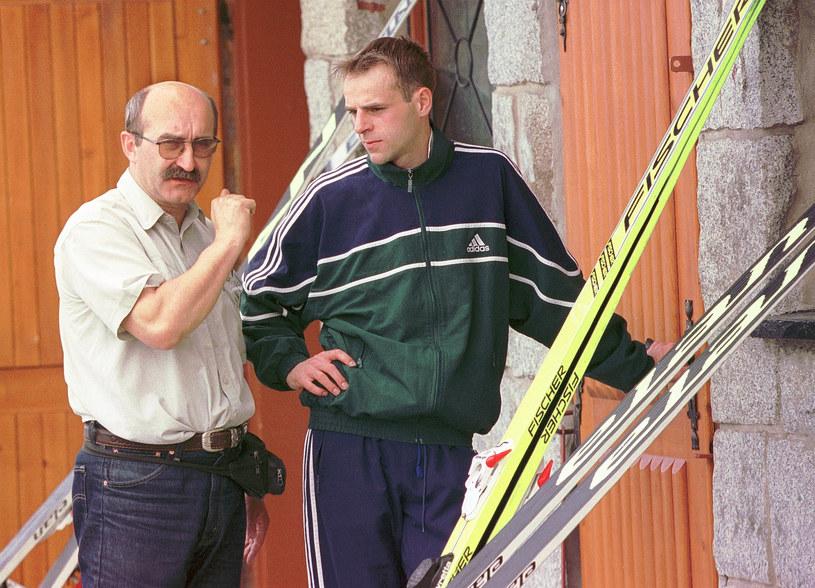 Robert Mateja (z prawej) /Tomasz Markowski /Newspix