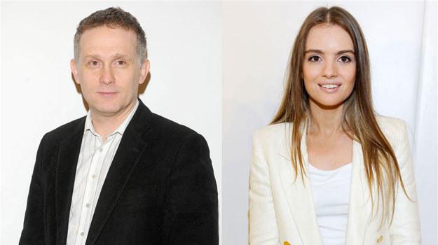 Robert Moskwa i Maria Niklińska /Agencja W. Impact