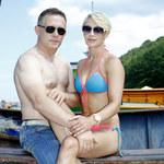 Robert Moskwa wyprowadził się od żony! To koniec ich małżeństwa?!