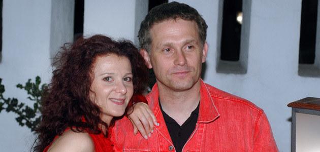 Robert Moskwa z siostrą, fot. Marek Ulatowski  /MWMedia