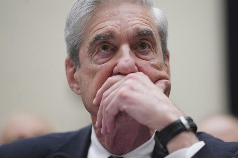 Robert Mueller /JIM LO SCALZO /PAP/EPA