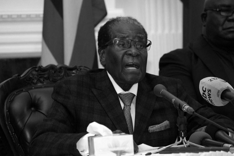 Robert Mugabe /Associated Press /East News