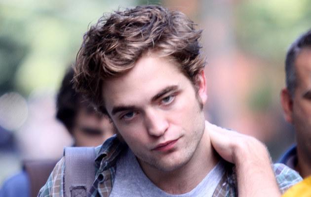 Robert Pattinson  /Splashnews
