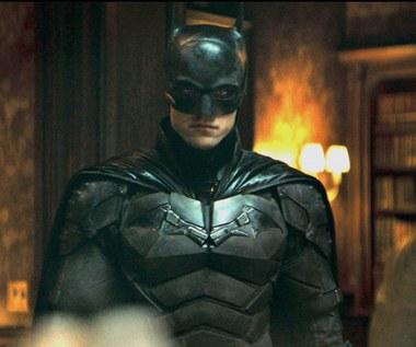 Robert Pattinson: Batman w kostiumie Vala Kilmera