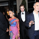 Robert Pattinson i FKA po raz pierwszy razem publicznie!