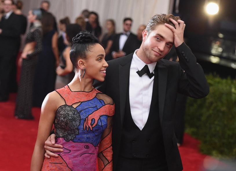 Robert Pattinson i FKA Twigs /Getty Images