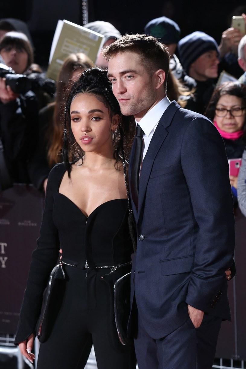 Robert Pattinson i FKA Twigs /East News