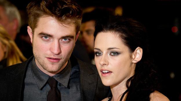 Robert Pattinson i Kristen Stewart świetnie współgrają na planie i w życiu prywatnym /fot. Ian Gavan /Getty Images/Flash Press Media