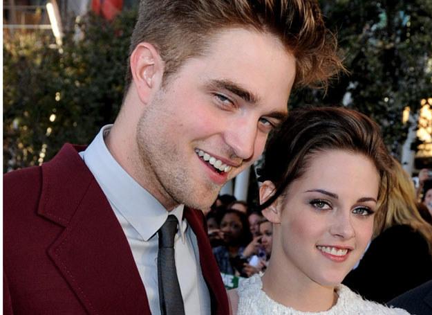 Robert Pattinson i Kristen Stewart /Getty Images/Flash Press Media