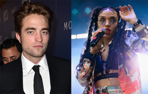 Robert Pattinson i Tahliah Barnett /Kevin Winter, Daniel Boczarski/Getty Images /Getty Images