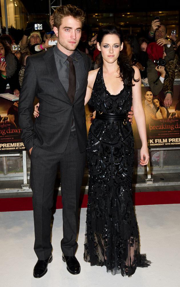 Robert Pattinson, Kristen Stewart /Getty Images