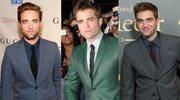 Robert Pattinson: Tysiąc garniturów