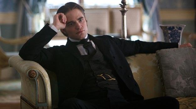 """Robert Pattinson w filmie """"Bel Ami"""" /materiały prasowe"""