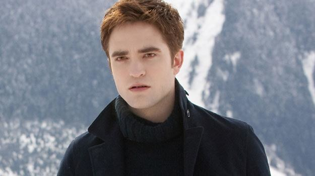 """Robert Pattinson w scenie z filmu """"Saga 'Zmierzch': Przed świtem - Część 2"""" /materiały dystrybutora"""