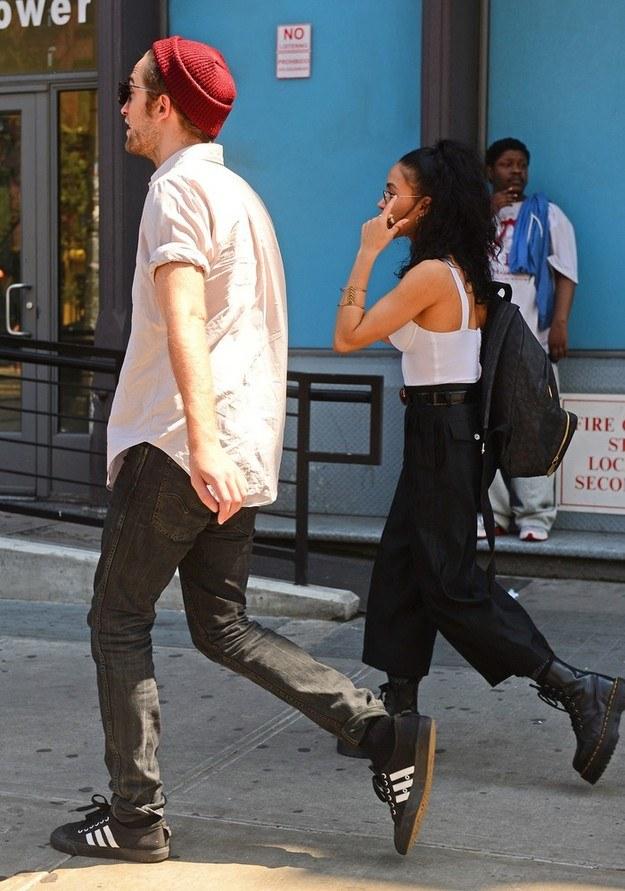 Robert Pattinson z nową dziewczyną /Steffman-Turgeon/Splash /East News