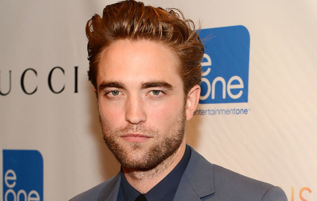 Robert Pattinson /Larry Bussacca /Getty Images