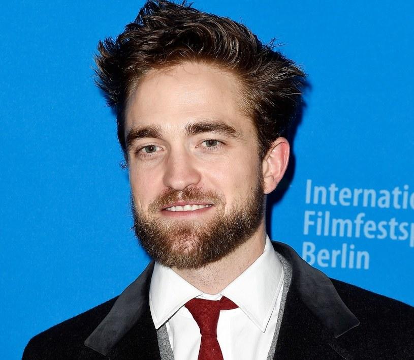 Robert Pattinson /Getty Images