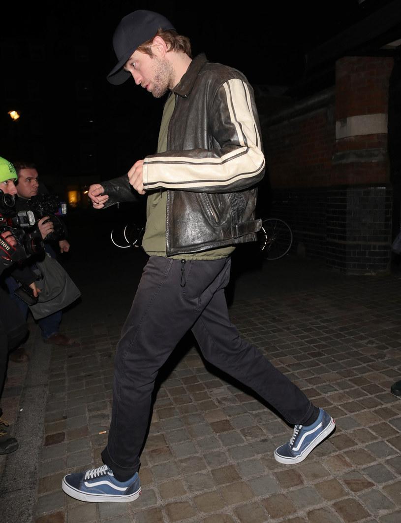 Robert Pattinson /IMP Features /East News