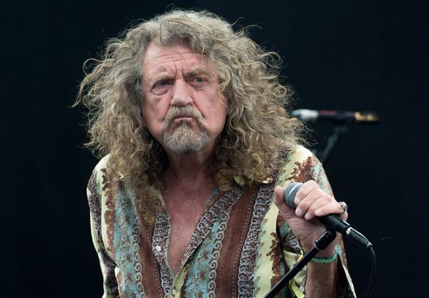 Robert Plant i Led Zeppelin? Ta mina mówi wszystko fot. Ian Gavan /Getty Images