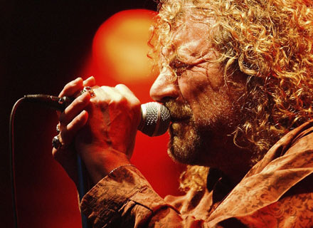 Robert Plant (Led Zeppelin) - fot. Jim Dyson /Getty Images/Flash Press Media