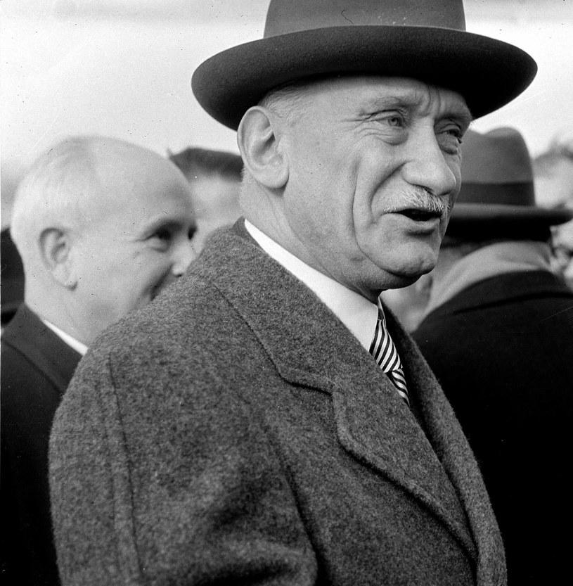 Robert Schuman /Roger Viollet /East News