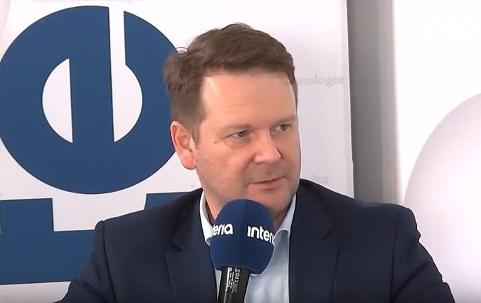 Robert Śleszyński, dyrektor departamentu fuzji i przejęć w PKN Orlen /INTERIA.PL