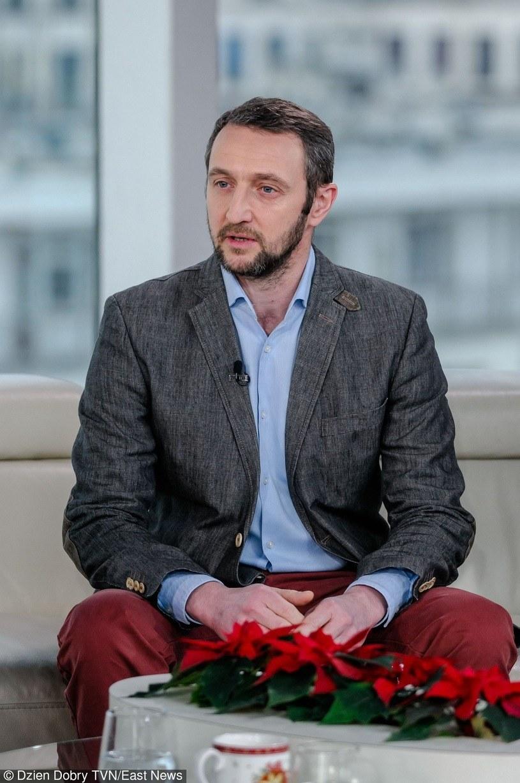 Robert Śmigielski /Tomasz Urbanek /East News
