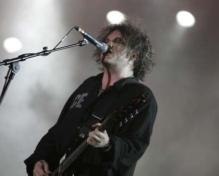 Robert Smith (The Cure) /arch. AFP