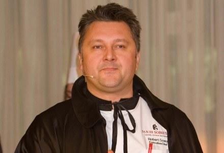 Robert Sowa poleca żurawinę - chociażby zamiast słodyczy, fot. Paweł Przybyszewski /MWMedia