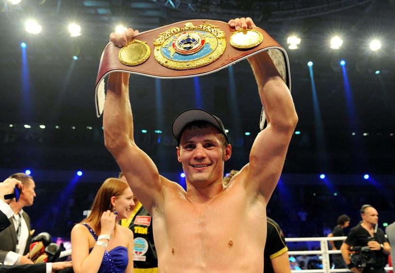 Robert Stieglitz obronił tytuł mistrza świata WBO /PAP/EPA