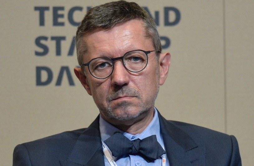 Robert Tomanek, wiceminister rozwoju. Fot. ASW /Agencja FORUM
