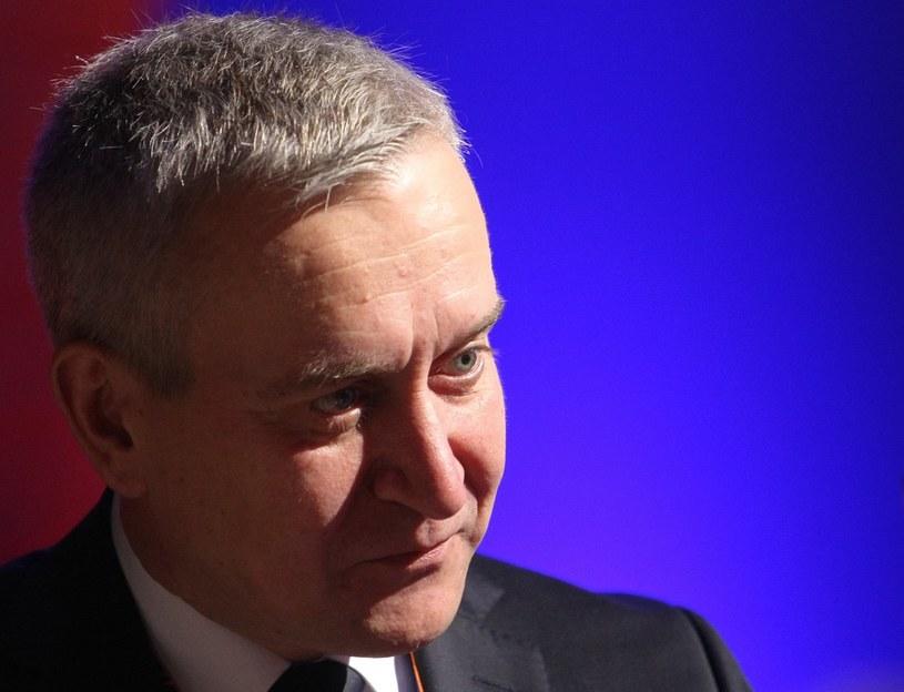 Robert Tyszkiewicz miał stan przedzawałowy /Michał Dyjuk /Reporter