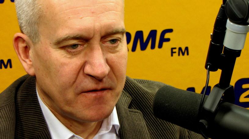 Robert Tyszkiewicz /Kamil Młodawski /RMF FM